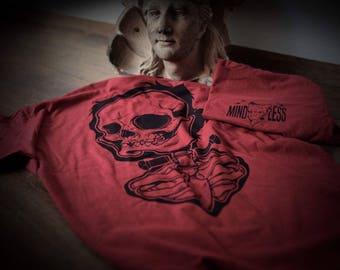 mindless cranium t-shirt pre-order bundle red