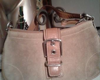 AUTHENTIC  vintage Coach bag!