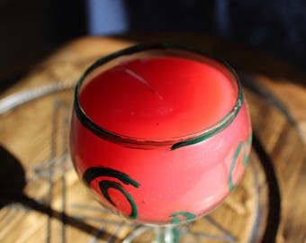 Goblet Candle