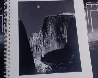 Ansel Adams 1991 pictorial calendar