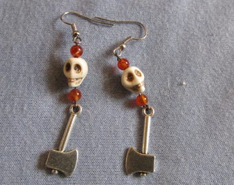 Lizzie Borden Earrings