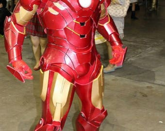 Ironman mark 4, 6, or 7 full-size wearable cosplay