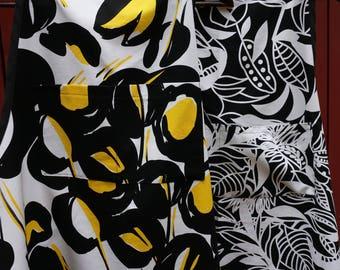 Luxury Adult Modern Apron with Pockets /Tablier moderne de luxe  en cotton de qualité/Organic Cotton Apron/Baker Apron/Chef Apron/Baker Gift