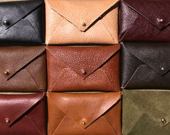 Leather Card/Money Holders