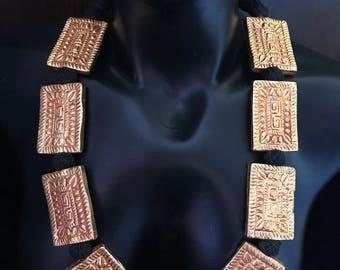 Geru beaded necklace