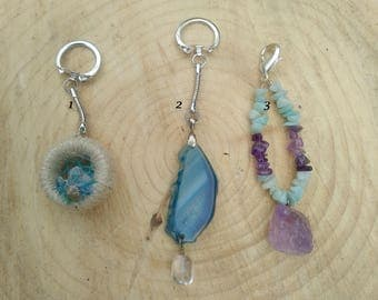 Keychain/ Purse Clips - Multiple styles