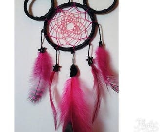 Mickey mouse dream catchers, childrens bad dreams, gift, baby