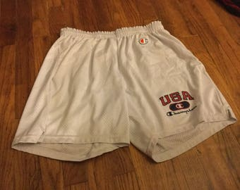 Vintage champion USA shorts