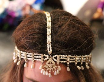 1920s flapper head piece