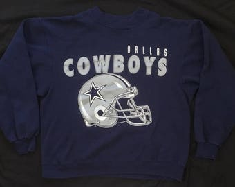 Vintage Dallas Cowboys Crew Neck