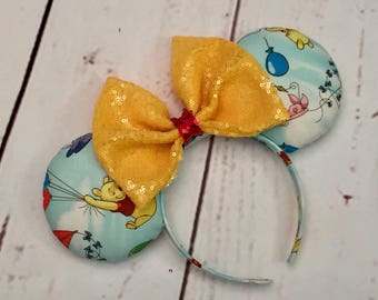 Pooh and friends ears