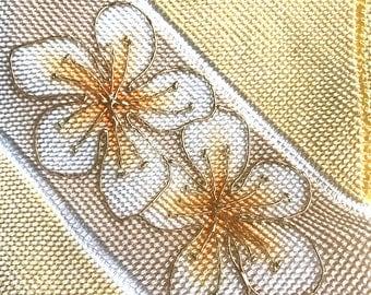 Silk Obiaga/Yellow Kimono Belt/Obi Belt/Vintage Japanese Kimono Obi Sash/Shibori Obi/Silk Scarf