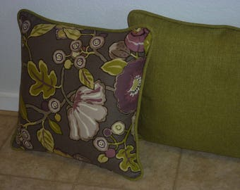 Pillow Covers - coordinating set (2)