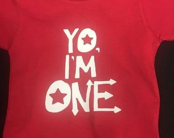 Yo i'm one