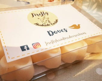 Doves - soy wax melts 12 pack