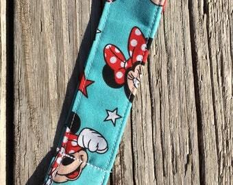 Minnie Mouse Key Fob