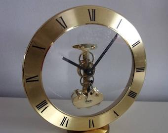Quartz clock s. Haller