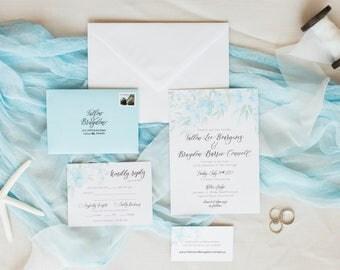 Custom Invitation Suite *Digital Print*