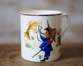 Sheriden Bone China Nursery Rhyme Children's Cup