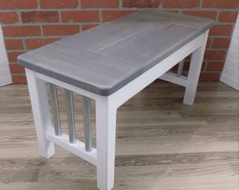 Farmhouse Bench / Entryway / Dining / Table / Entry /