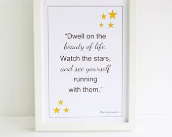 Custom quote print, your quote in our design, custom print, personalise a quote, print your words, inspirational quote, motivational quote