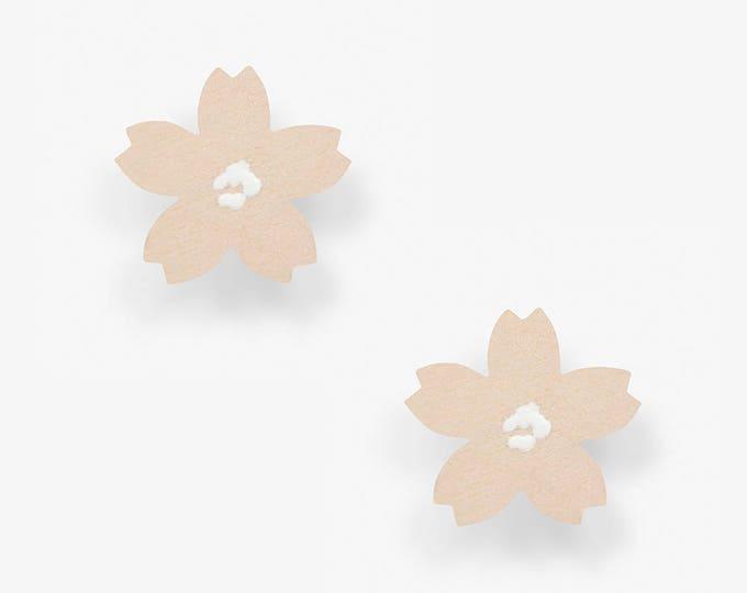Kirschblüten Earring
