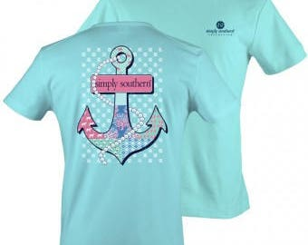 Simply Southern Anchor Shirt