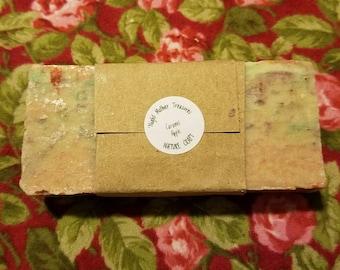 Aged Caramel Apple Castille Soap
