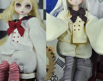 CODENOiR - Sailor Ducky for BJD clothes msd / Holiday / mdd / angel philia / 1/4 BJD
