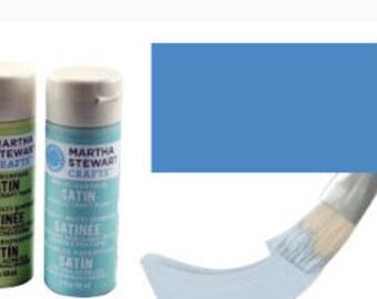 Peinture acrylique multi-surface Bleu