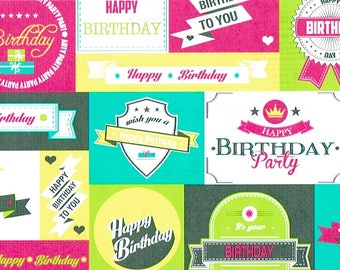 Papier cadeau TED pour anniversaire- Fabriqué en Suisse