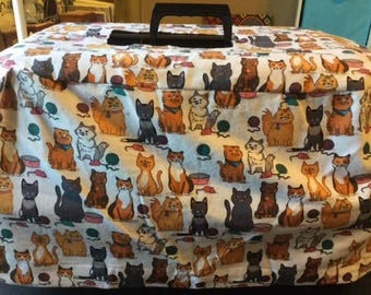 Cat Carrier Cover