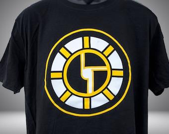 Boston Hockey t-shirt - Black