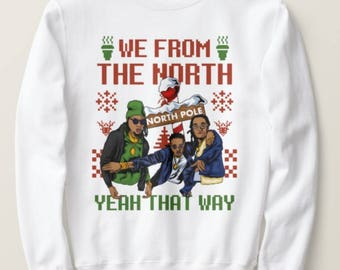 Migos Ugly Christmas Sweater Design