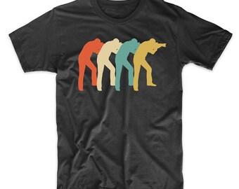 Photographer Retro Pop Art Photography Graphic T-Shirt