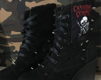 Botte cannibal corpse