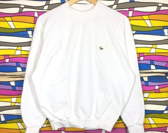 Rare!! United Colours of Benetton Sweatshirt Small Logo