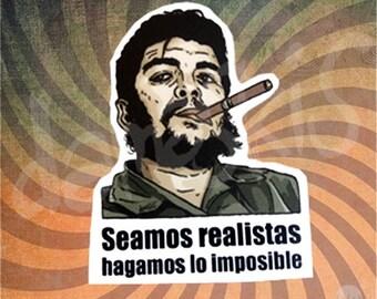 Pouch Revolucion stickers