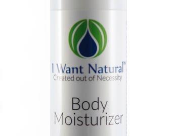 All Natural Body Moisturizer