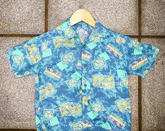 The 80s Aztec Shirt