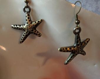 Wish Upon a Sea Star Earrings