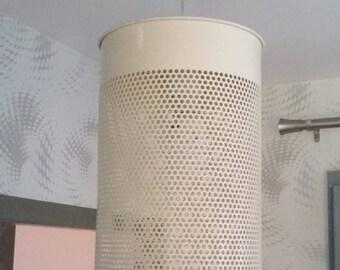 Basket beige for a spirit loft, modern metal Wall lamp