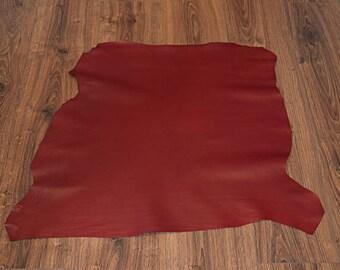 Lambskin leather dipped burgundy (9472128)