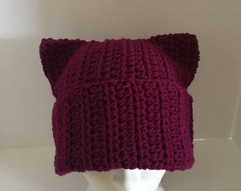 March Kitty Hat