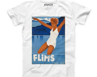 Flims Suisse 1150 Meters T-Shirt