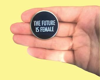 Future is Female - Black/Gold