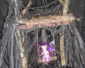 Dark Fairy hut