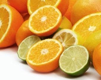 Citrus Sage {8 oz} Soy Candle