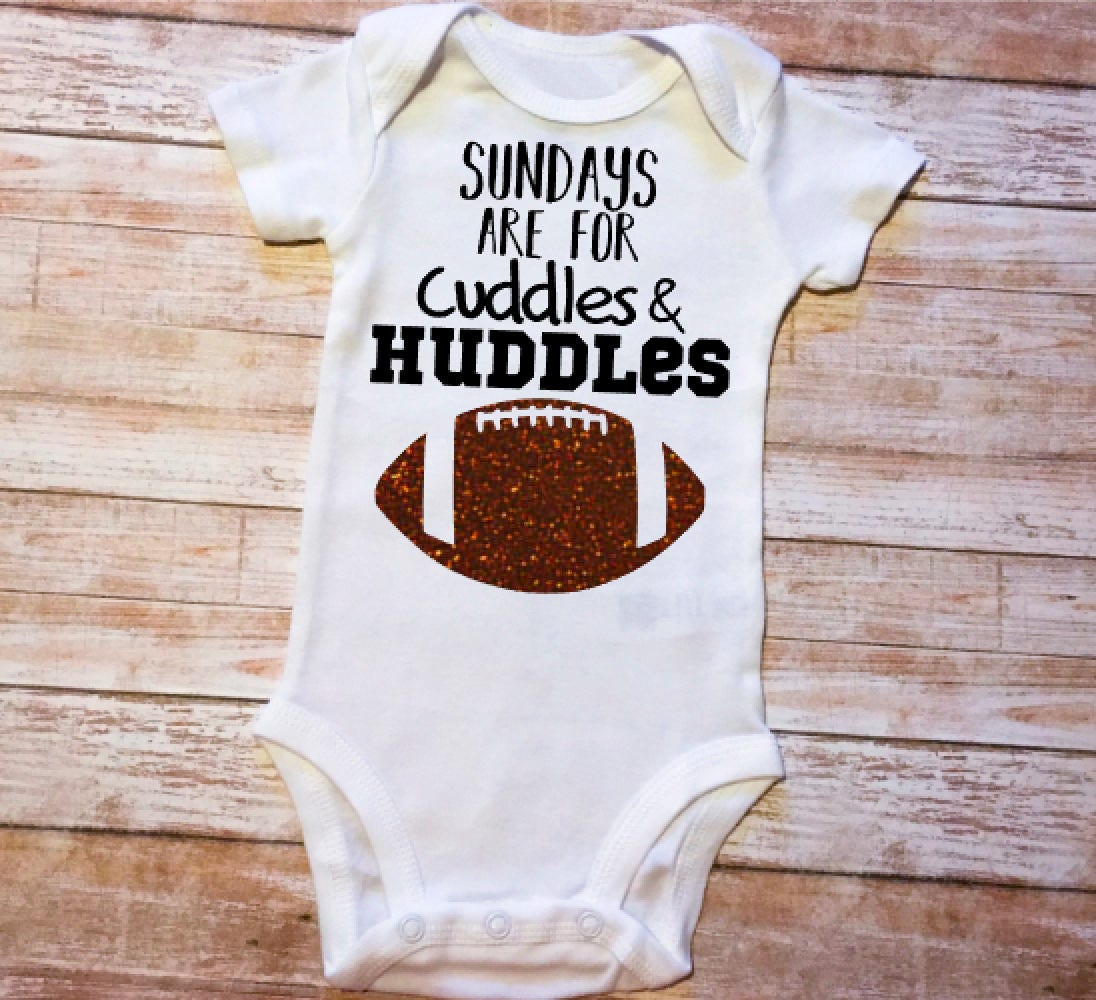 Football Onesie, Baby Shower Gift, Football Onesie Boy, Football Onesie  Girl, Football