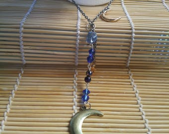 Etoillee and stars necklace